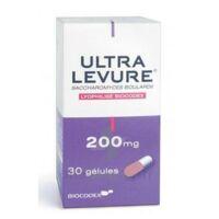 ULTRA-LEVURE 200 mg Gélules Fl/30 à LE BARP
