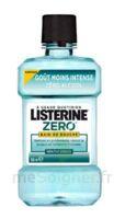Listerine Zéro Bain bouche 250ml à LE BARP