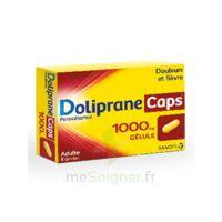 Dolipranecaps 1000 Mg Gélules Plq/8 à LE BARP