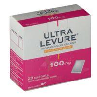 ULTRA-LEVURE 100 mg Poudre pour suspension buvable en sachet B/20 à LE BARP