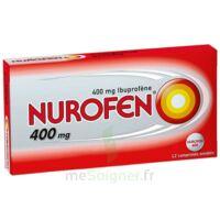 NUROFEN 400 mg Comprimés enrobés Plq/12 à LE BARP