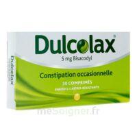 Dulcolax 5 Mg Comprimés Enrobés Gastro-résistants Plq/30 à LE BARP