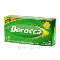 Berocca Comprimés Effervescents Sans Sucre T/30 à LE BARP
