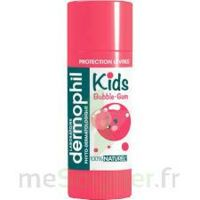Dermophil Indien Kids Protection Lèvres 4g - Bubble Gum à LE BARP