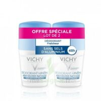 Vichy Déodorant Sans Sels D'aluminium 48h 2 Billes/50ml à LE BARP