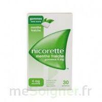 NICORETTE 4 mg Gom à mâcher médic sans sucre menthe fraîche Plq/30gom à LE BARP