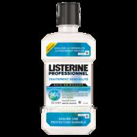 Listerine Professionnel Bain bouche traitement sensibilité 500ml à LE BARP