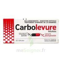 CARBOLEVURE Gélules adulte Plq/30 à LE BARP