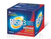 Bion 3 Défense Junior Comprimés à croquer framboise B/30 à LE BARP