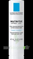 Nutritic Stick lèvres sèche sensibles 2 Etui/4,7ml à LE BARP