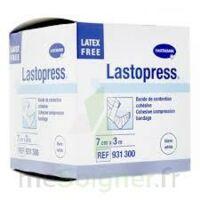 Lastopress® Bande De Compression Cohésive 7 Cm X 3 Mètres - Coloris Chair à LE BARP