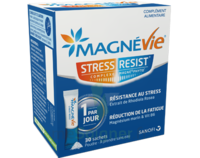 Magnevie Stress Resist Poudre orale 30 Sticks à LE BARP