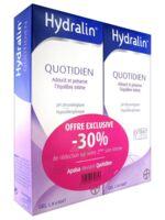 Hydralin Quotidien Gel Lavant Usage Intime 2*200ml à LE BARP