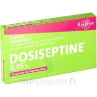 Dosiseptine 0,05 % S Appl Cut En Récipient Unidose 10unid/5ml à LE BARP