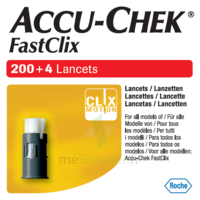 Accu-chek Fastclix Lancettes B/204 à LE BARP