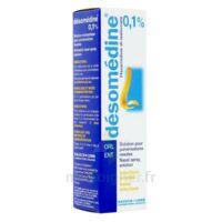 Desomedine 0,1 % S Pulv Nas En Flacon Spray/10ml à LE BARP