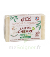 Mkl Savon Lait De Chèvre Bio Thé Sencha 100g à LE BARP