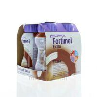 FORTIMEL EXTRA Nutriment chocolat 4Bouteilles/200ml à LE BARP