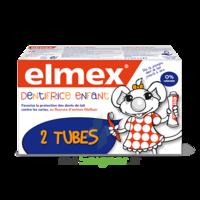 Elmex Duo Dentifrice Enfant, Tube 50 Ml X 2 à LE BARP