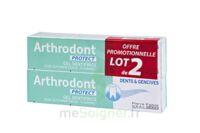 Pierre Fabre Oral Care Arthrodont Protect Dentifrice Lot De 2 X75ml à LE BARP