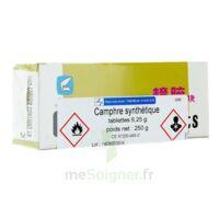 Cooper Camphre Tablettes 250g à LE BARP