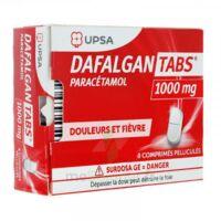 Dafalgantabs 1 G Cpr Pell Plq/8 à LE BARP