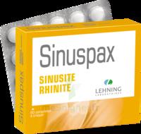 Lehning Sinuspax Comprimés à Croquer 3plq/20 à LE BARP