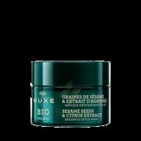 Nuxe Bio Masque Détoxifiant Eclat 50ml à LE BARP