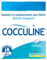 Boiron Cocculine Comprimés Orodispersibles B/40 à LE BARP